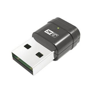 MINI ANTENA WIFI USB NANO 802.11AC 600MBPS 2.4GHZ/5GHZ 2DBI MT7610U