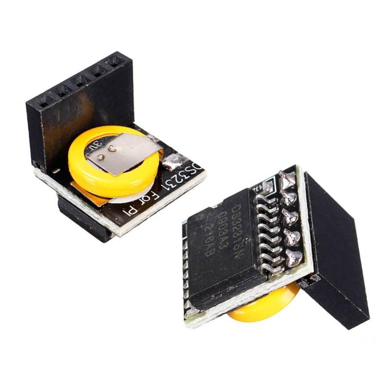 RELOJ EN TIEMPO REAL PARA RASPBERRY PI - RTC - DS3231 FOR PI
