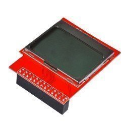 "MINI DISPLAY LCD 1.65"" PARA RASPBERRY PI (PCD8544)"