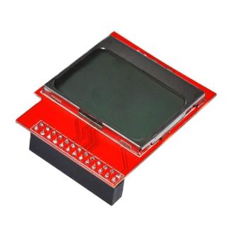 "MINI DISPLAY LCD 1.65"" PARA RASPBERRY PI (PCD8544)"