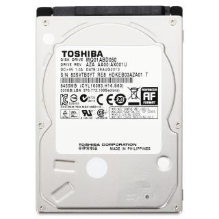 "TOSHIBA MQ01ABD050 500GB 2.5"" 5400RPM DISCO DURO INTERNO PORTATIL"