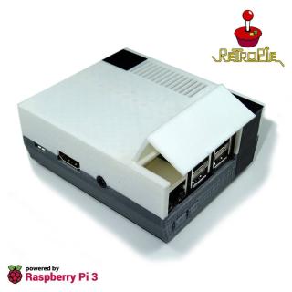 CONSOLA RETROPIE ARCADE BASADA EN RASPBERRY PI 3 (16GB)