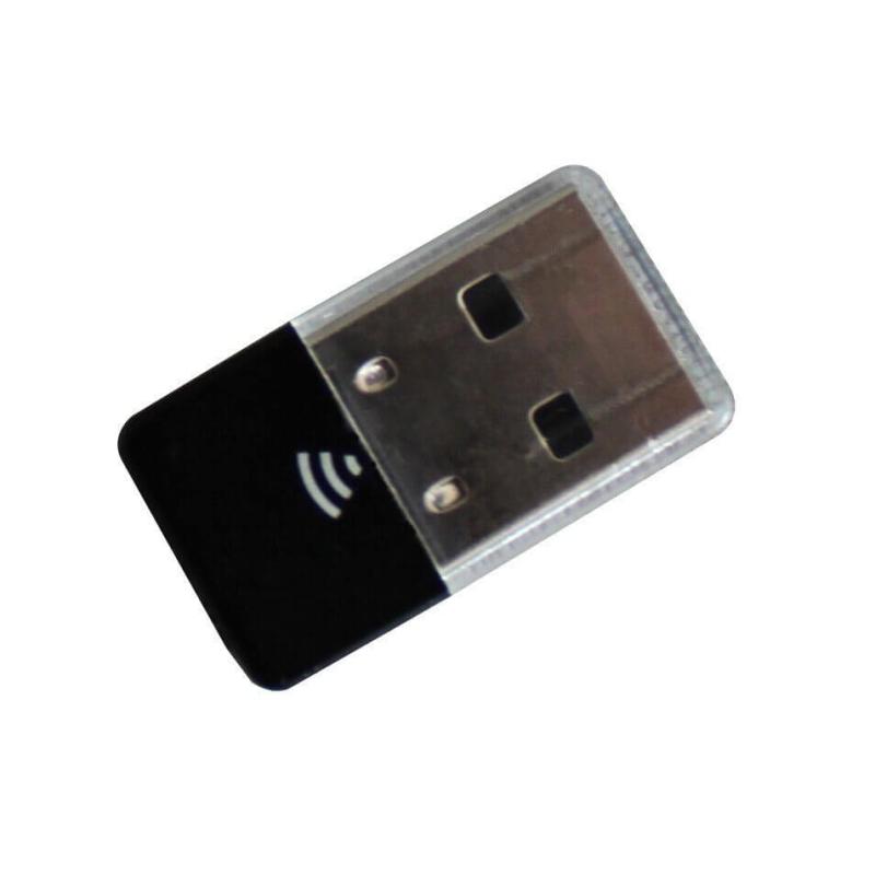 MINI ANTENA WIFI USB NANO 802.11N 150MBPS 2.4GHZ 2DBI RTL8188CU