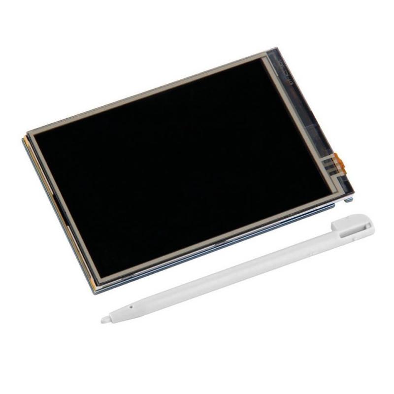 """PANTALLA LCD TACTIL 3,5"""" 320X480 PARA RASPBERRY PI"""