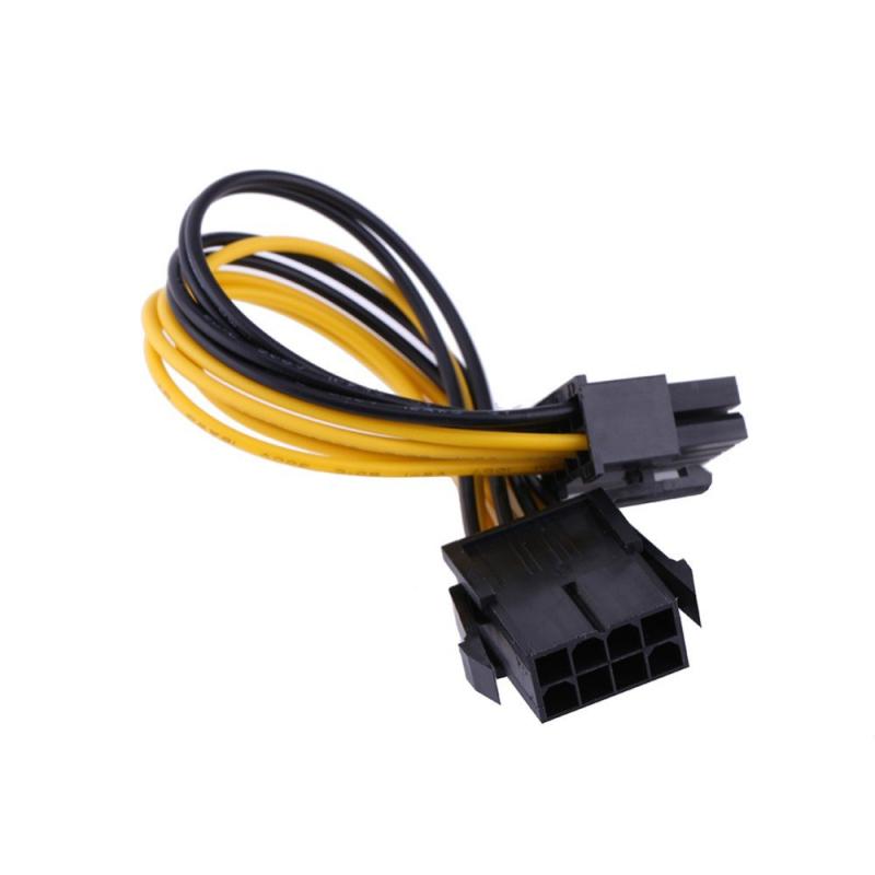 CABLE ALARGADOR PCI-E ATX 8 PINES A 8 PINES M/H