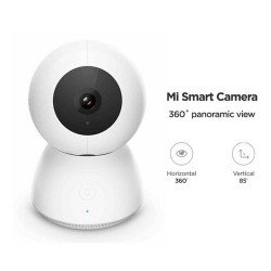 XIAOMI MI SMART WIRELESS CAMERA HD 1080P 360º ROTATIVA
