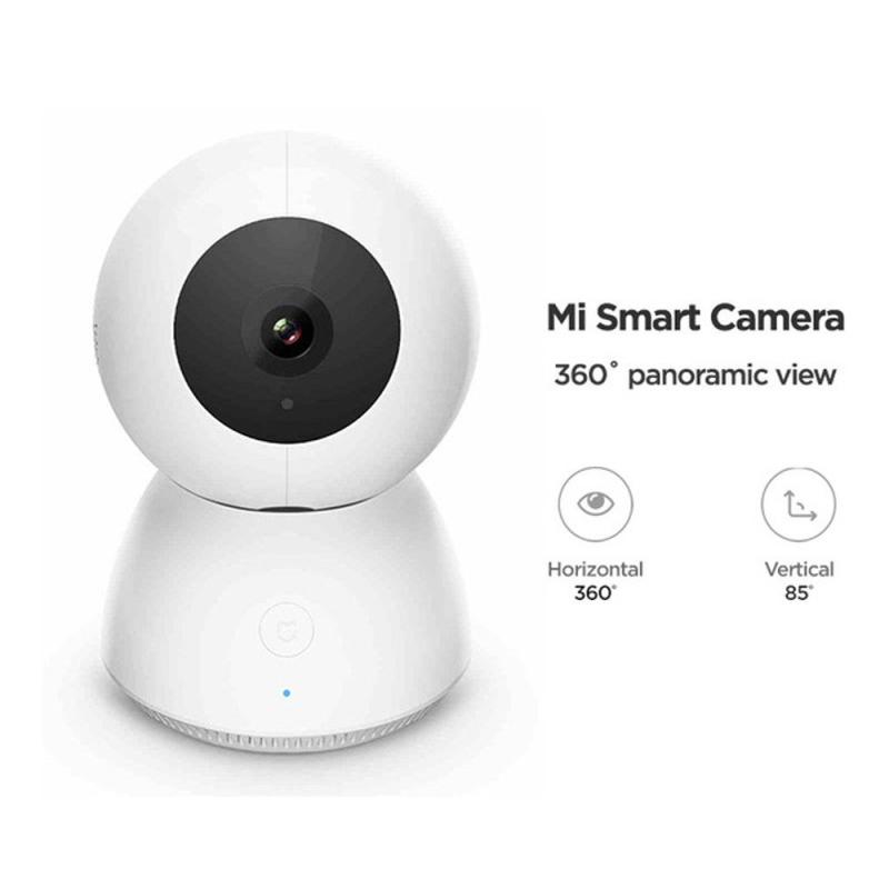 XIAOMI MI SMART WIRELESS CAMERA HD 1080P 360º ROTATIVA