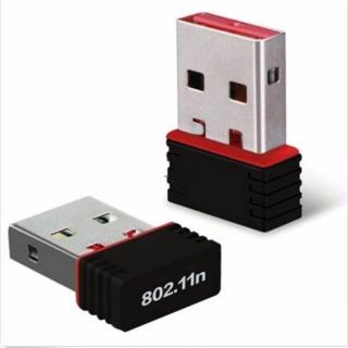 MINI ANTENA WIFI USB NANO 802.11N 150MBPS 2.4GHZ 2DBI MT7601