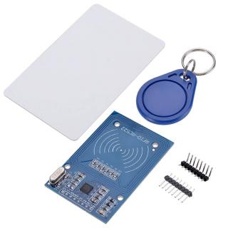 MODULO RFID-RC522 KIT RFID NFC CON TARJETA Y LLAVERO PARA ARDUINO Y RASPBERRY PI