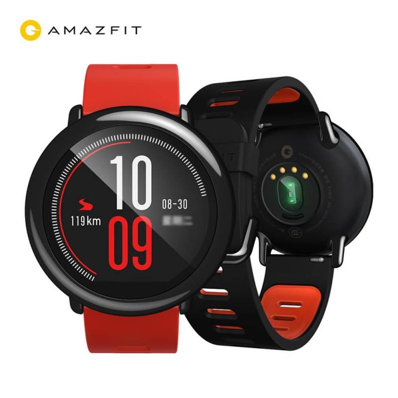 XIAOMI HUAMI AMAZFIT SMARTWATCH BLUETOOTH, GPS, WIFI