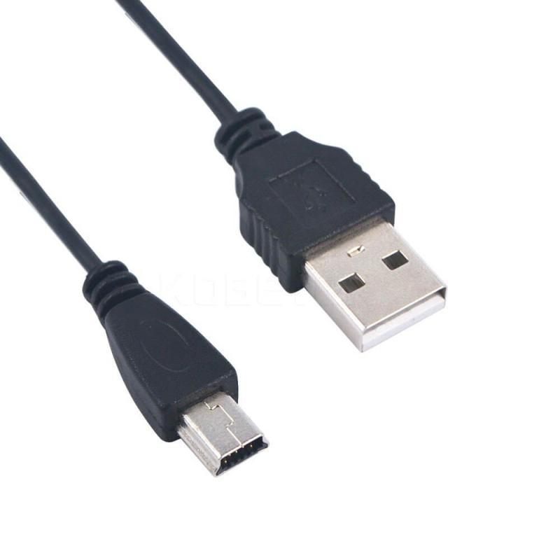 MINI CABLE USB A MINIUSB 20CM PARA ARDUINO NANO NODEMCU