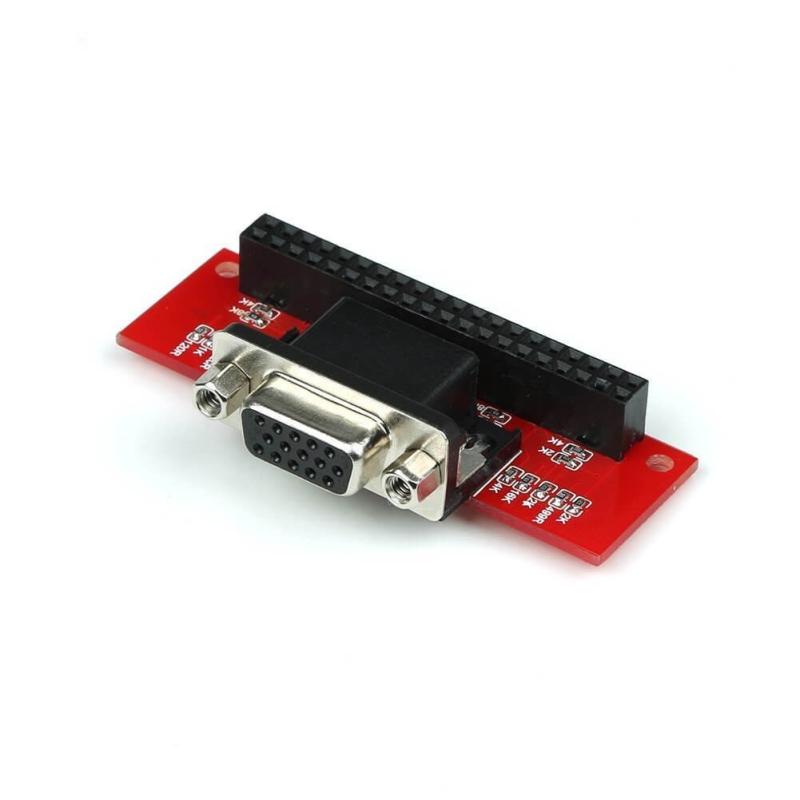 VGA666 ADAPTADOR VGA POR GPIO PARA RASPBERRY PI