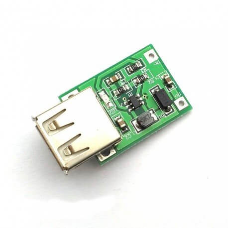 MODULO CONVERSOR DC STEP-UP 1V-5V A 5V 1A SALIDA USB-A/H