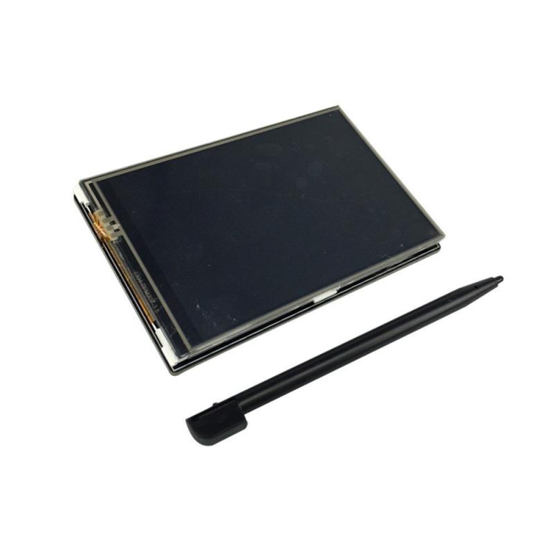 "PANTALLA LCD TACTIL 3,5"" 480x320 SPI PARA RASPBERRY PI"