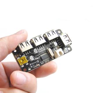 ZERO4U HUB USB PARA RASPBERRY PI ZERO (v1.3 Y W)