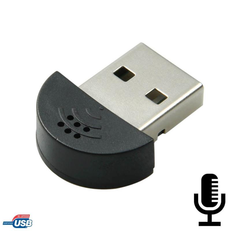 MINI MICROFONO USB COMPATIBLE RASPBERRY PI MI-305
