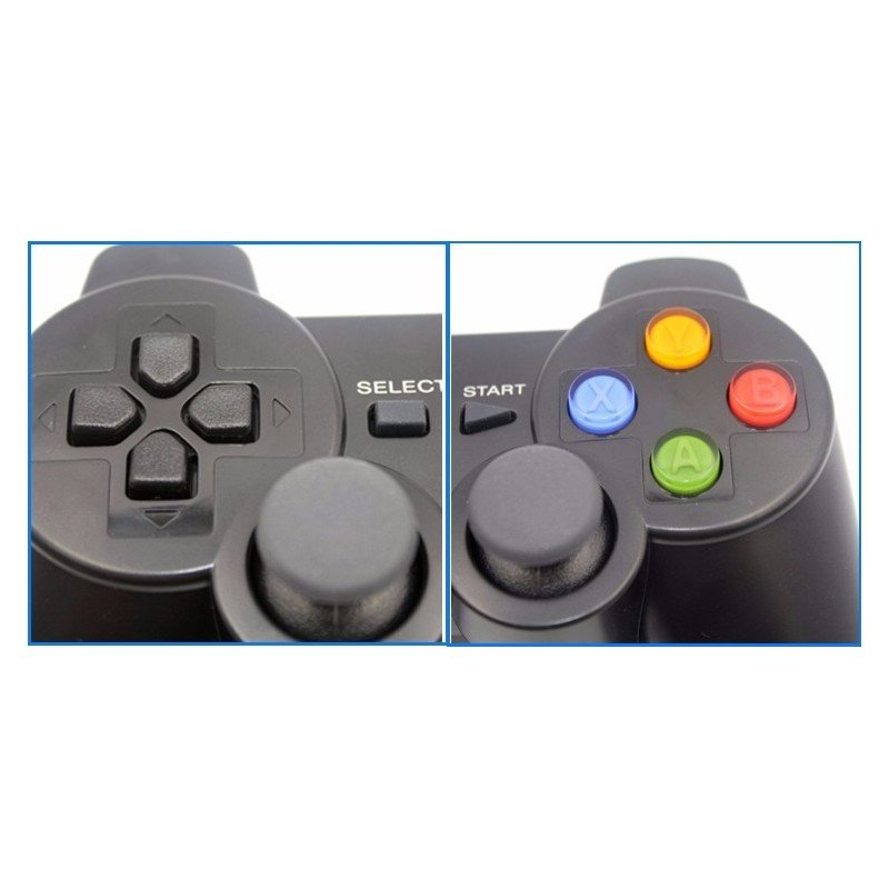 MANDO GAMEPAD PS3 INALAMBRICO BLUETOOTH COMPATIBLE PC