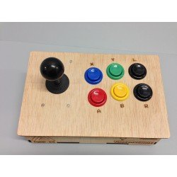 JOYSTICK TOAD PLAYER2 PARA TIME MACHINE Y RETROPIE
