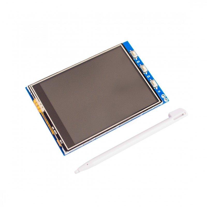 PANTALLA LCD TACTIL 3,2