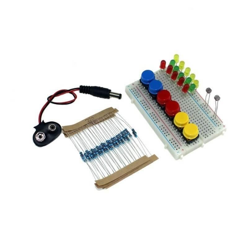 Kit mini para arduino con uno r tiendatec