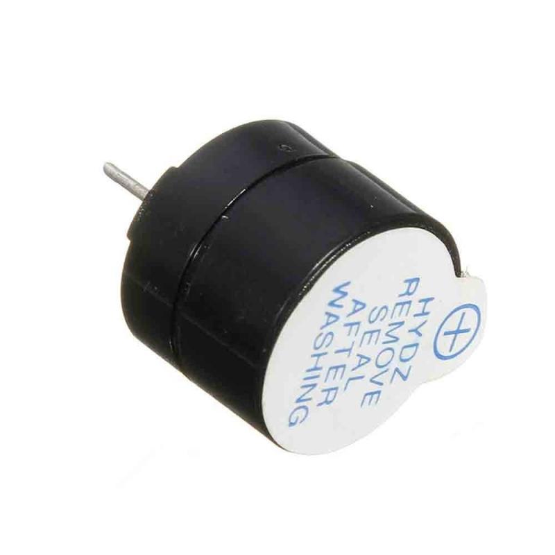 BUZZER (ZUMBADOR) ACTIVO ELECTROMAGNETIVO 5V