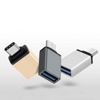 ADAPTADOR USB 3.0 A USB-C CON SOPORTE OTG