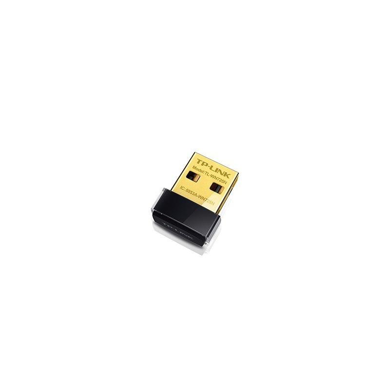 TP-LINK TL-WN725N WIFI USB NANO N150 2.4GHZ