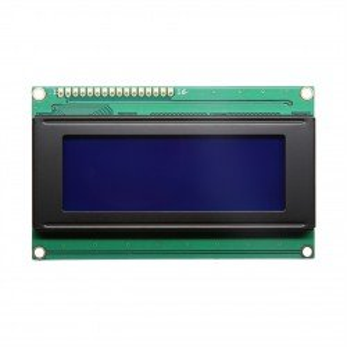 PANTALLA LCD 2004A 20X AZUL PARA ARDUINO