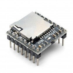 MODULO DFPLAYER MINI MP3 PARA ARDUINO