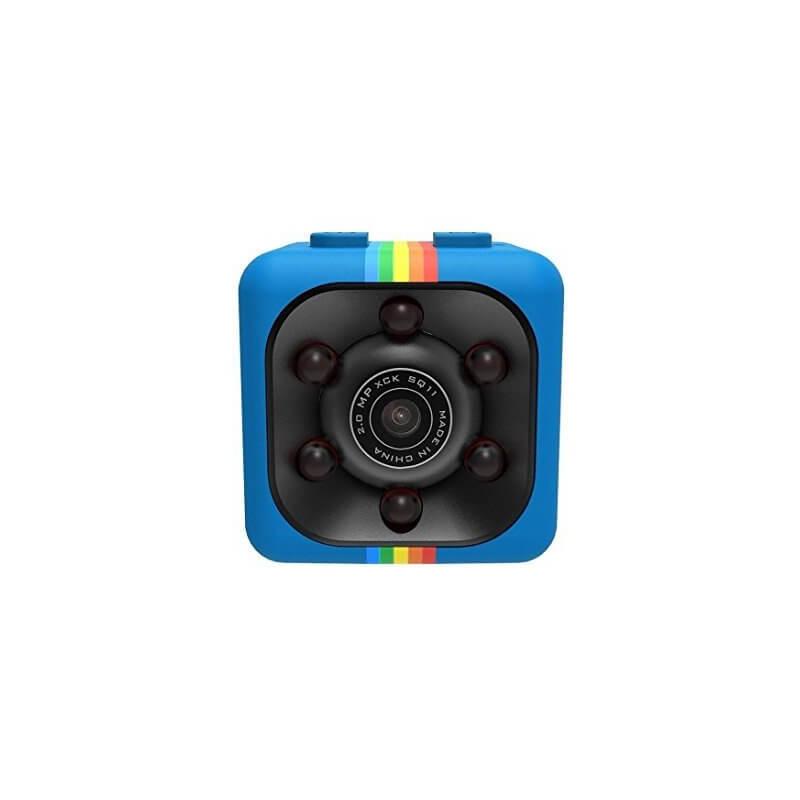 MICROCAMARA DEPORTIVA SQ11 12MPX FULL HD 1080P VISION NOCTURNA