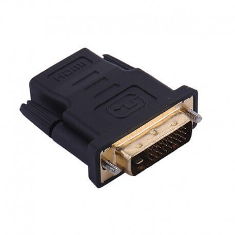 ADAPTADOR VIDEO HDMI-A/H A DVI-D/M