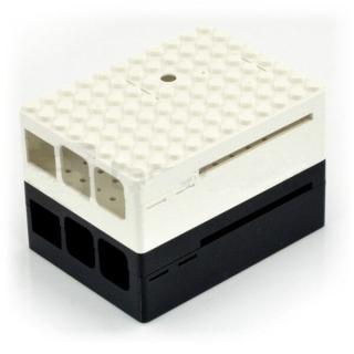 CAJA MULTICOMP PI-BLOX TIPO LEGO PARA RASPBERRY PI 2 B / PI B+