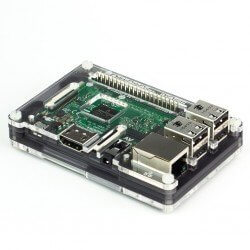PIMORONI PIBOW COUPÉ NINJA PARA RASPBERRY