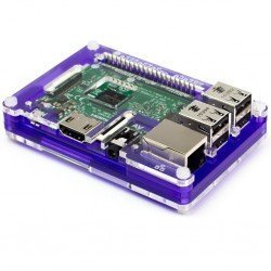 PIMORONI PIBOW COUPÉ ROYALE PARA RASPBERRY