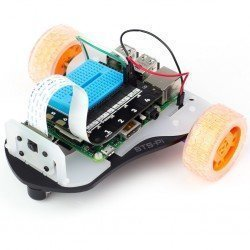 PIMORONI STS-PI KIT ROBOT SPACESHIP PARA RASPBERRY PI