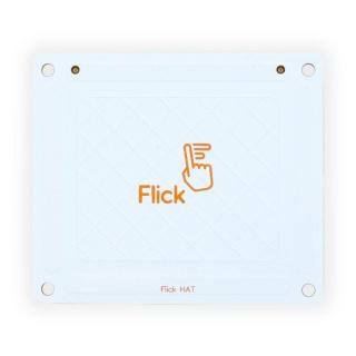FLICK HAT - CONTROL POR GESTOS 3D PARA RASPBERRY PI