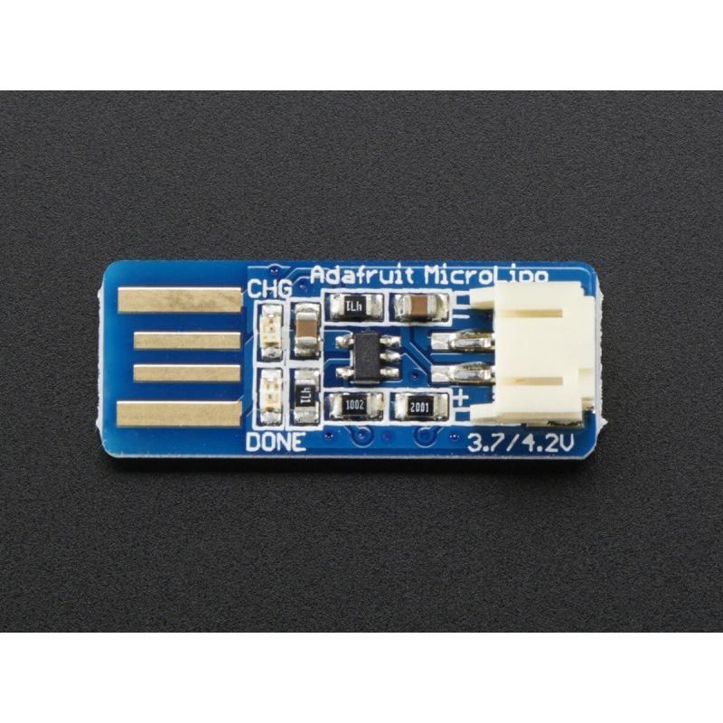 MICRO CARGADOR LIPO/LIION USB