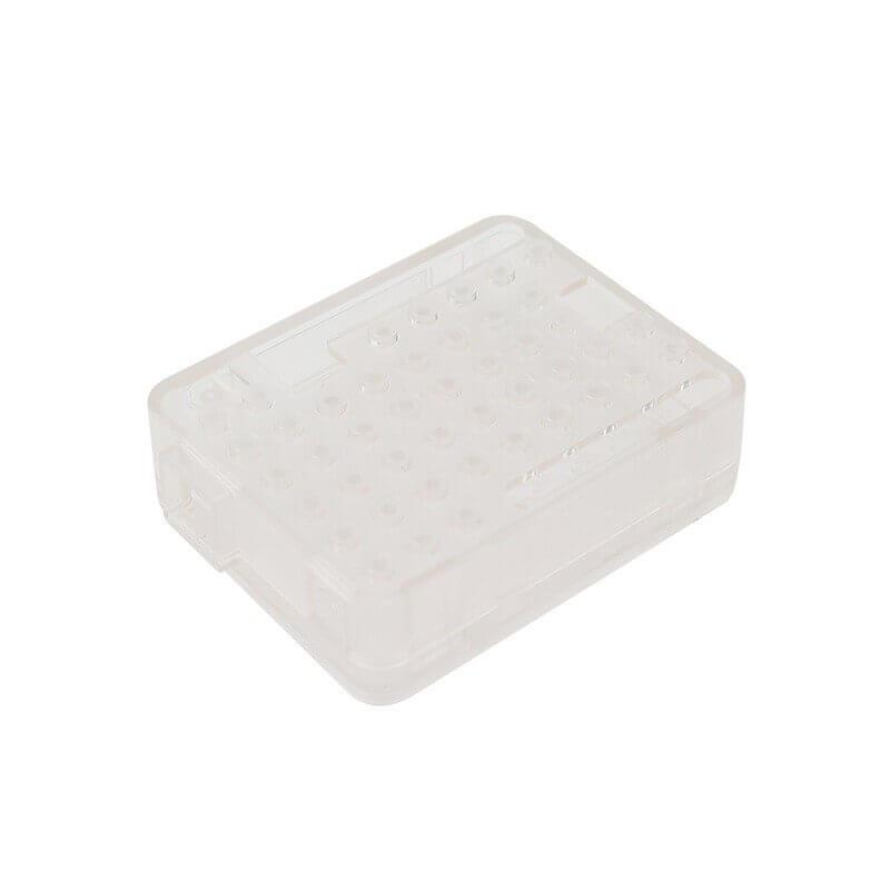 CAJA LEGO TRANSLUCIDA PARA ARDUINO UNO R3