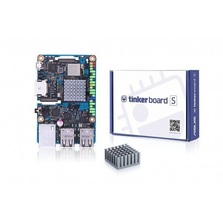 ASUS TINKER BOARD S 16GB
