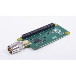 RASPBERRY PI TV HAT DVB-T DVB-T2