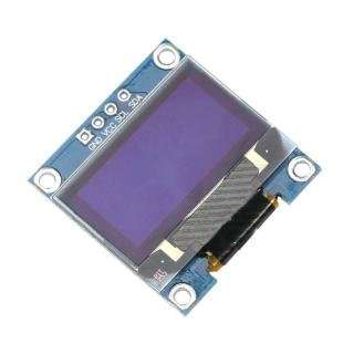 """PANTALLA OLED 0,96"""" 128x64 AZUL I2C IIC SDD1306"""