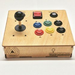 RETROCONSOLA TOAD TIME MACHINE V3+