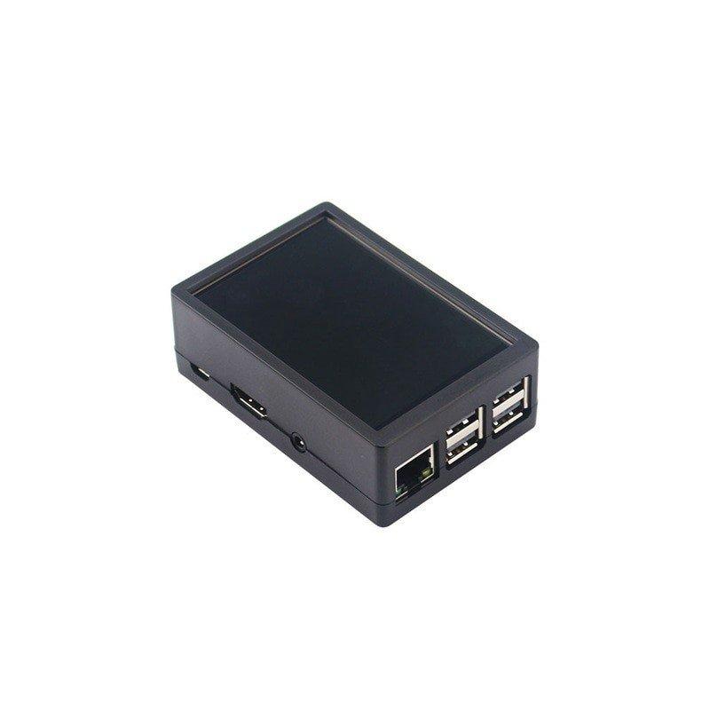 CAJA MULTIFUNCION LCD/VENTILADOR