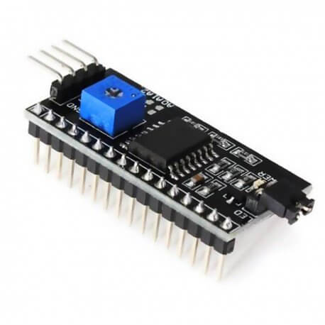 MODULO EXPANSOR PCF8574 PARA LCD1602 A I2C