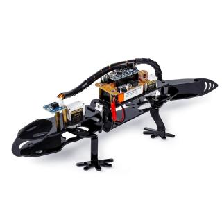 KIT ROBOT 3-DOF LIZARD CON CONTROL REMOTO - ARDUINO NANO STEM