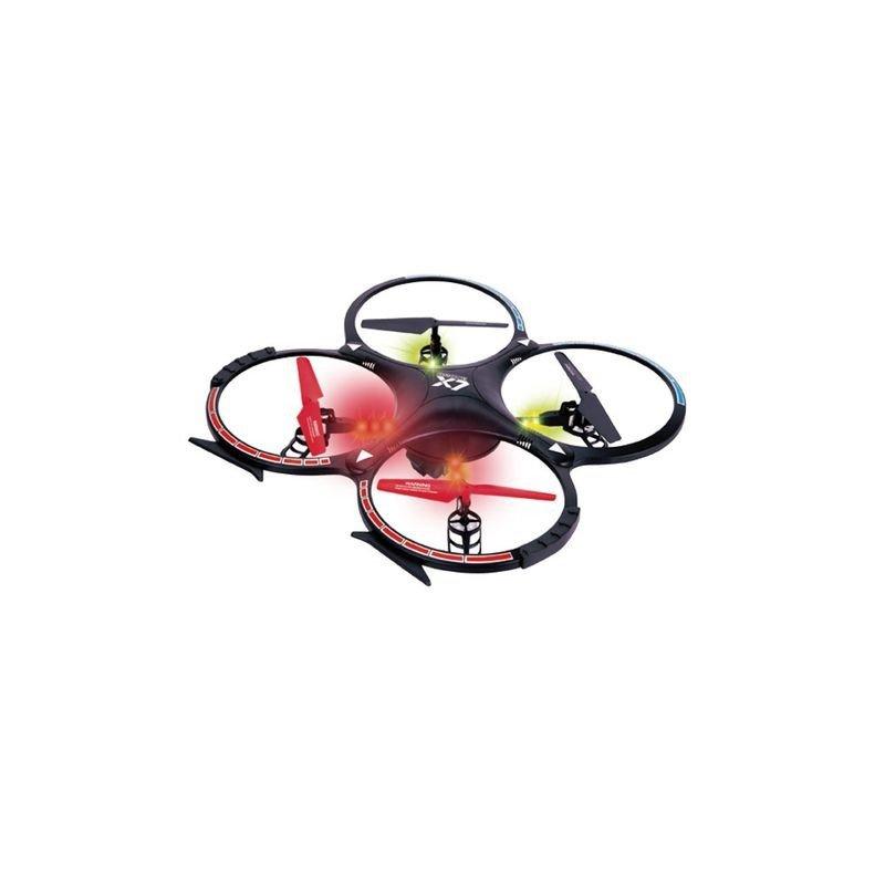 3GO VALKYRIA DRON CUADRICOPTERO CON CAMARA HD