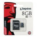 KINGSTON TARJETA MICROSDHC 8GB CLASS4 SDC4/8GB