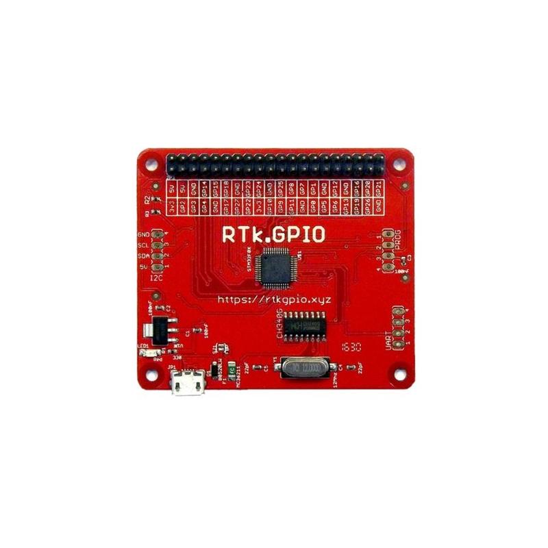 RYANTECK RTK.GPIO - INTERFAZ GPIO PARA PC Y MAC