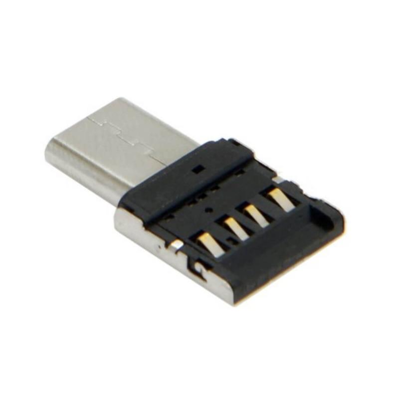 MICRO ADAPTADOR USB-C OTG PARA ANDROID
