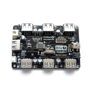 UUGEAR BIG7 HUB USB 7 PUERTOS PARA RASPBERRY PI (REV 2)